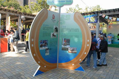 2008 Olympic Torch Relay and related activities