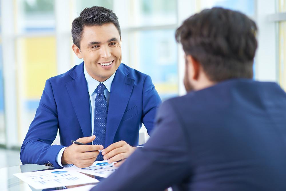 A structured interview can take away some biases - geekbidz