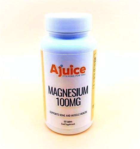 Magnesium 60 Tablets
