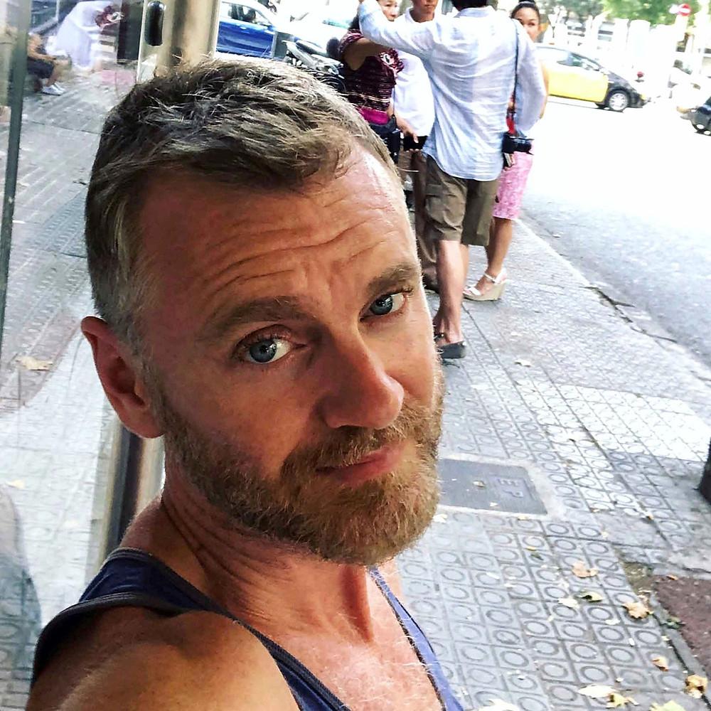 Brighton gay homestay host Matt