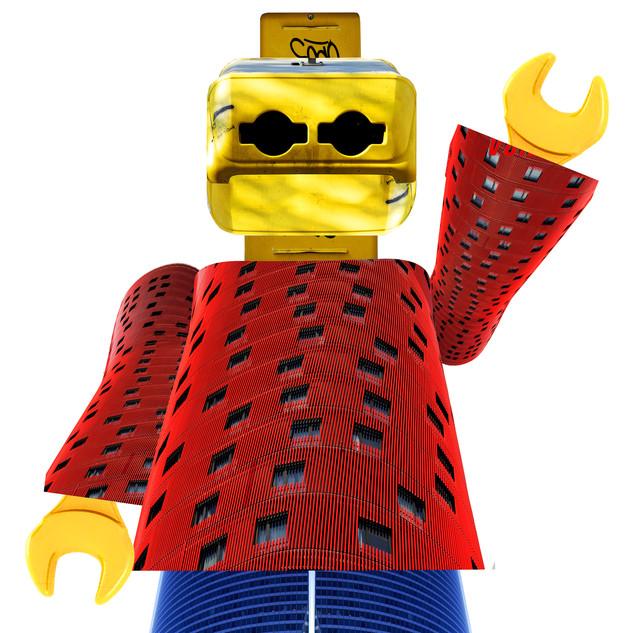 MONSIEUR LEGO