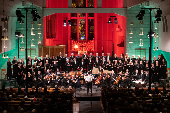 Christmas Oratorio 2019