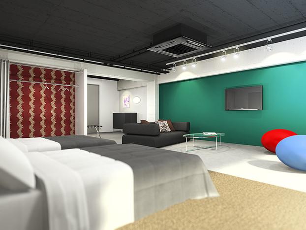 Gest room