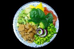 Tofu-bowl 89:-