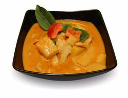 Curry chicken 85:-