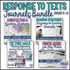Response to Texts Bundle