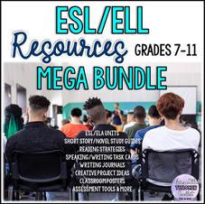 ESL Resources Mega Bundle