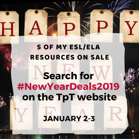 NEW YEAR DEALS 2019 SALE EVENT