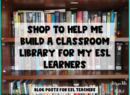The Classroom Library Project