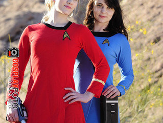 "Star Trek ""Girls"""