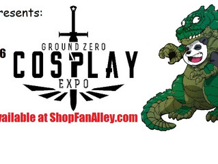 Ground Zero Cosplay Expo