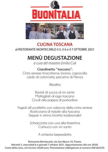 BUONITALIA - Cucina Toscana