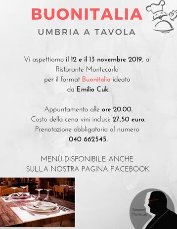 BUONITALIA - Umbria a tavola