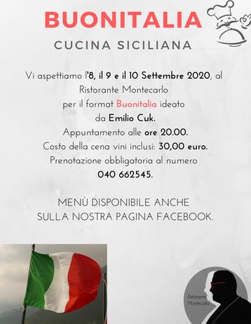 BUONITALIA - La cucina siciliana