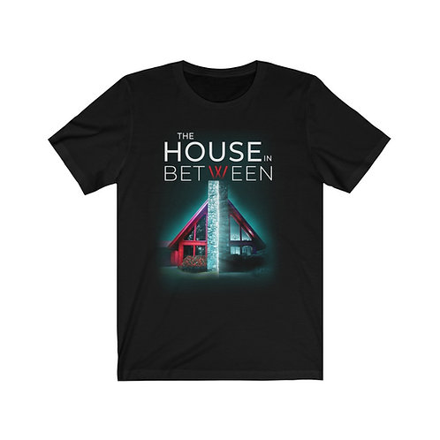 THE HOUSE Unisex Jersey Short Sleeve Tee
