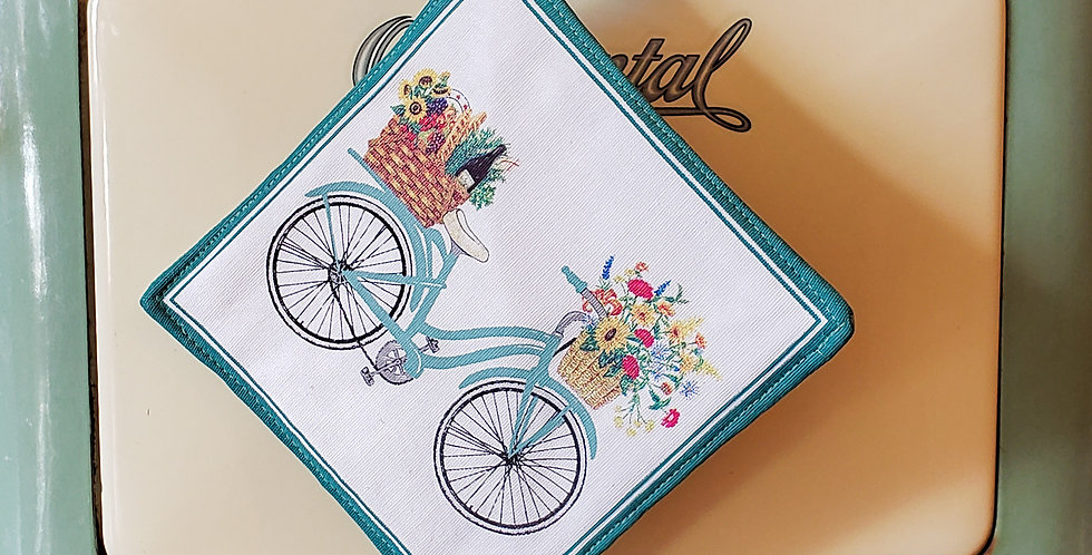 Market Bike Potholder