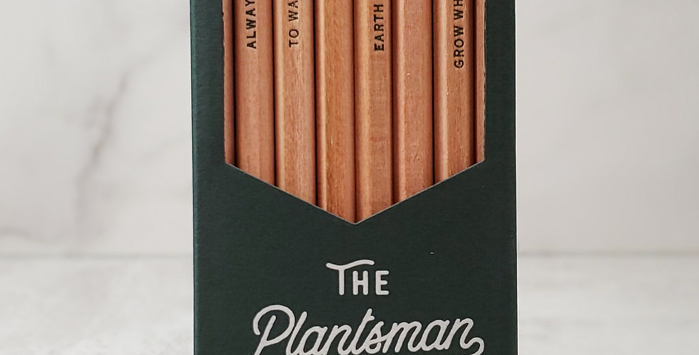 Planstman Pencil Set