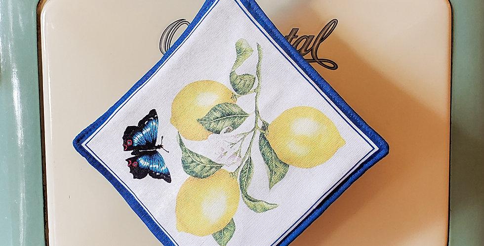 Sunny Lemons Potholder