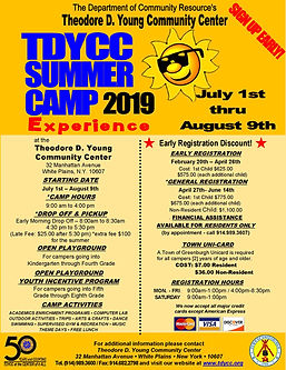 TDYCC SUMMER CAMP FLYER _COLOR- 2019 _Pa