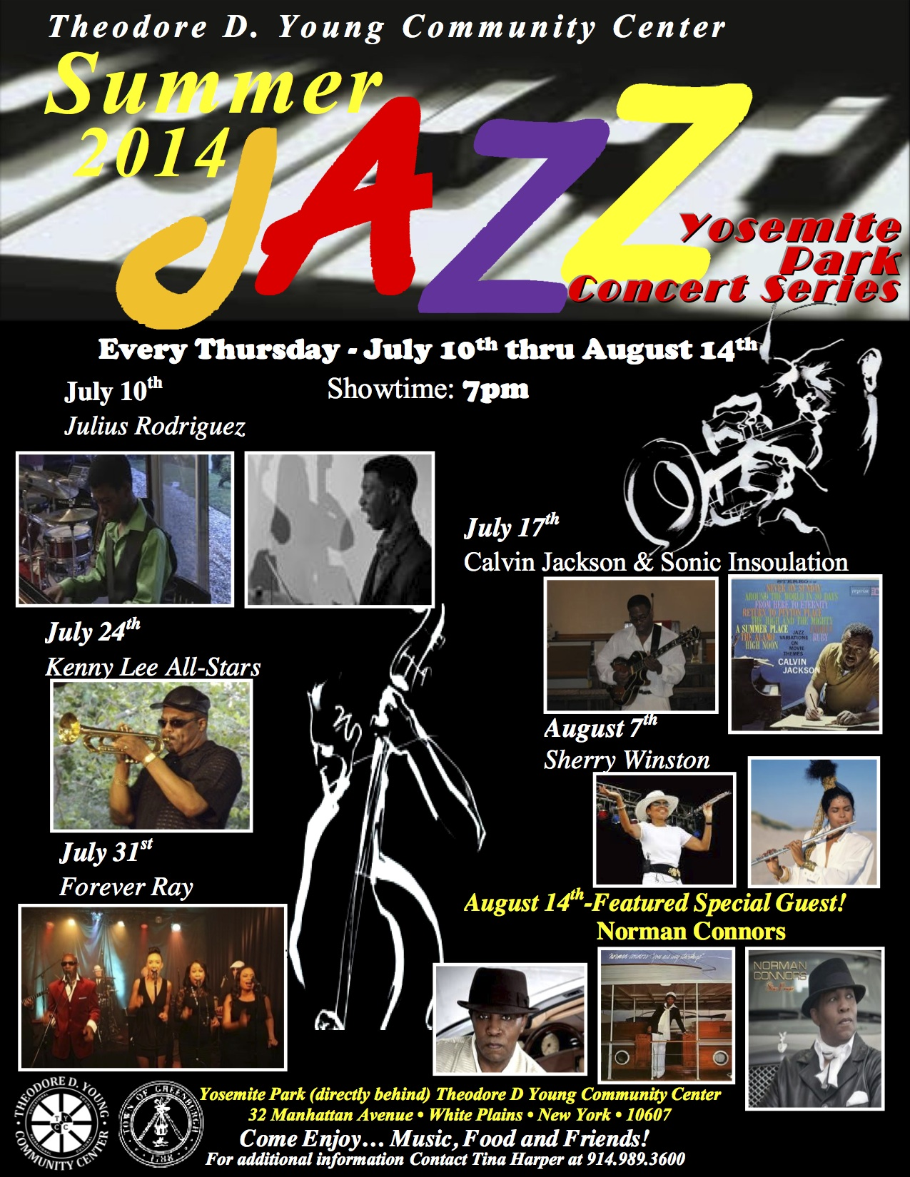 2014 Summer Jazz Concert Series