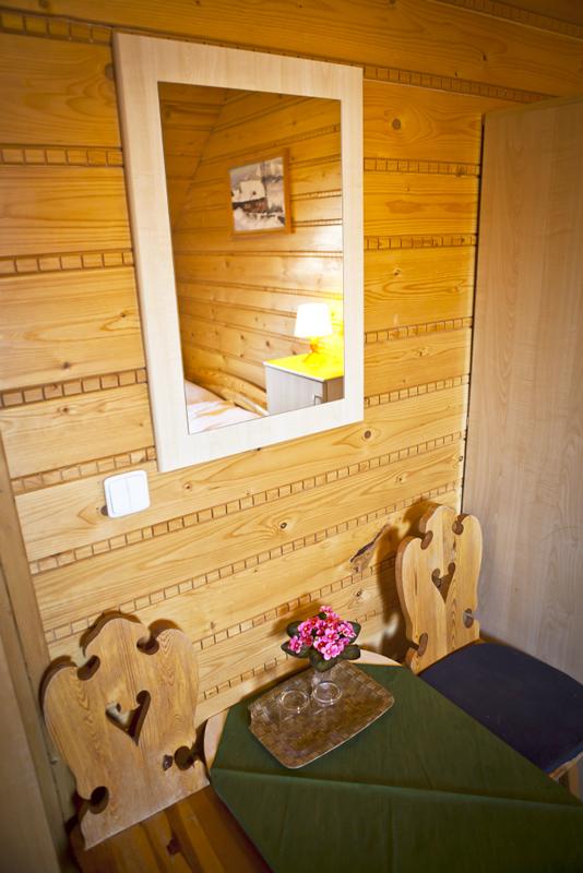 Izby v Penzióne Ždiar