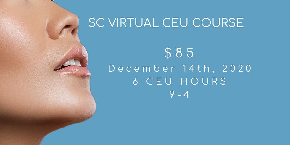 December 14th Hair, Skin & Nails Virtual Course