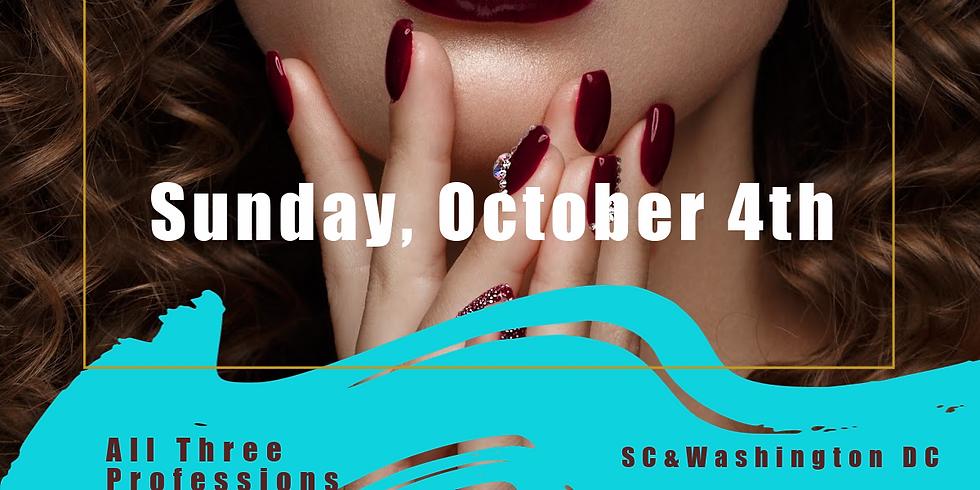 Oct. 4th, Hair. Skin. Nails