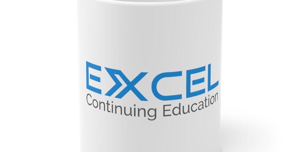 EXCEL Ceramic Mug 11oz