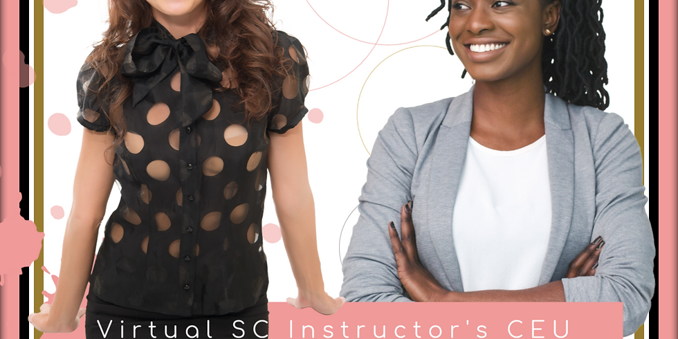 November 22nd, Virtual SC & Washington DC Instructors Course 2 days