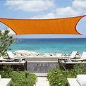malla sombra arquitectónica 95%, malla para toldos decorativos