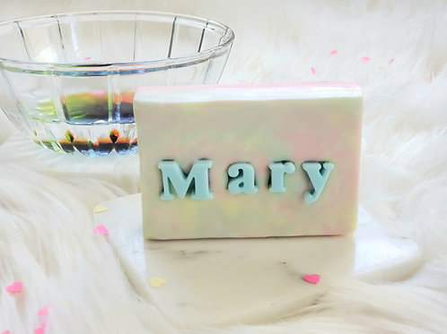 Personalized Tie-Dye Soap (1BAR)