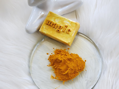 Marble Personalized Turmeric Soap (1BAR)