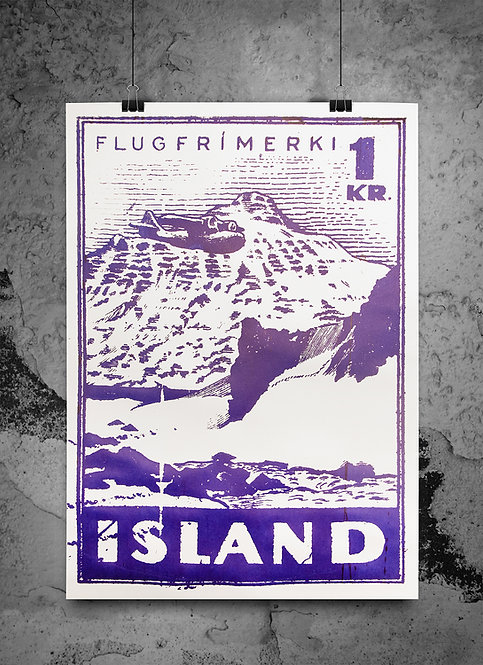 Icelandic airstamp