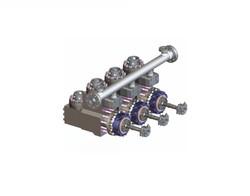 Гидроблок триплекс (1180L)