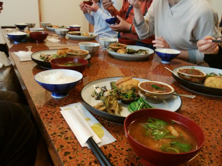 山古志の肉と野菜のおはなし