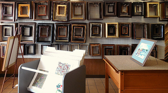 find quality and affordable custom framing in the heart of doylestown pa