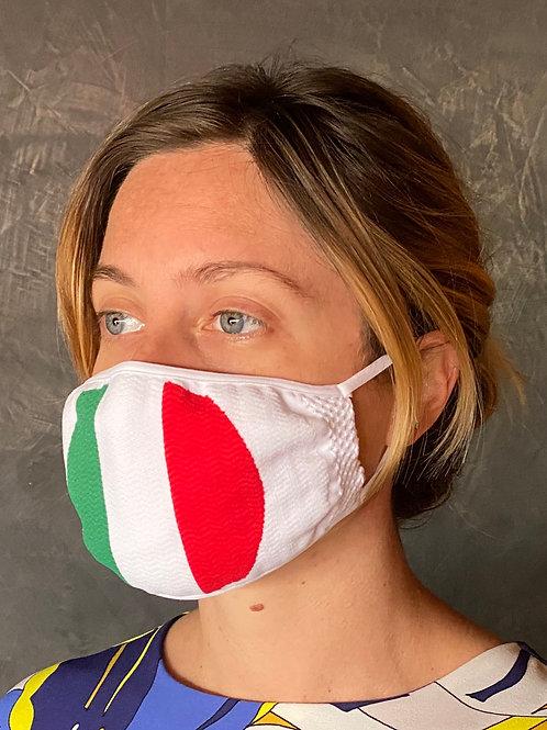 MASCHERINA VISO Lavabile - Italia