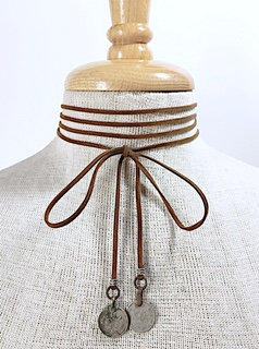Wrap for Days Necklace