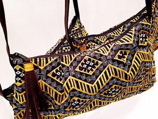 Tribal Cowgirl Crossbody Bag