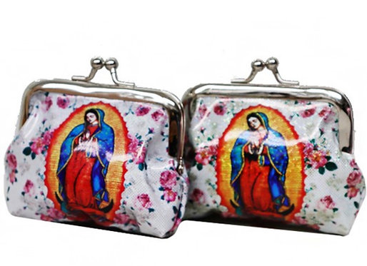 Our Lady of Guadalupe Coin Purse