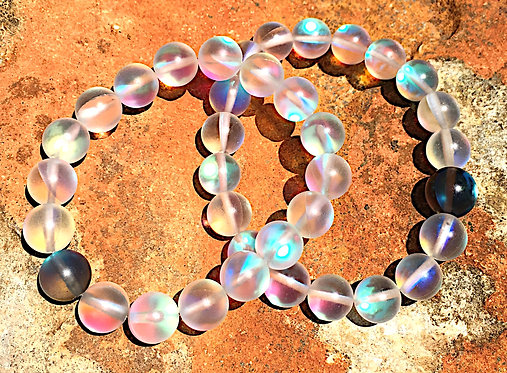 UNISEX Moonstone Glow Bracelet