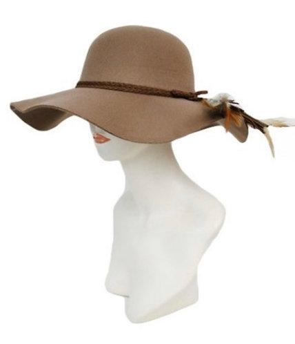 Floppy Felt BOHO Hat