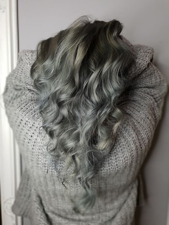 Grey Hair By Marta