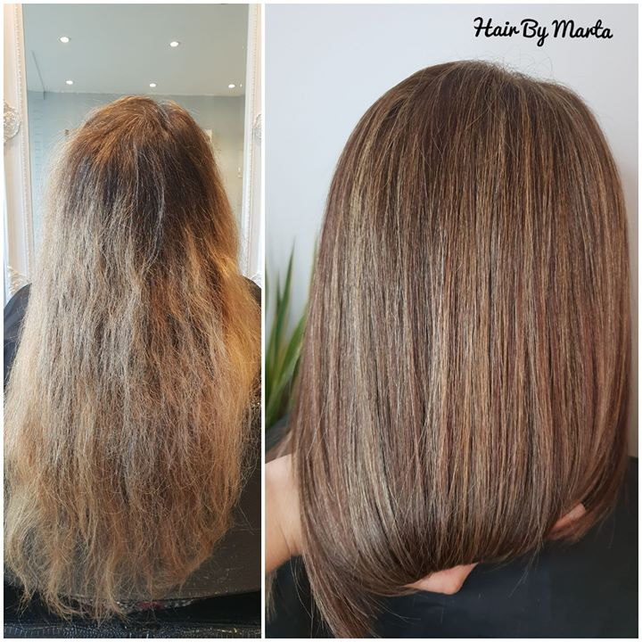 Colour correction Hair By Marta