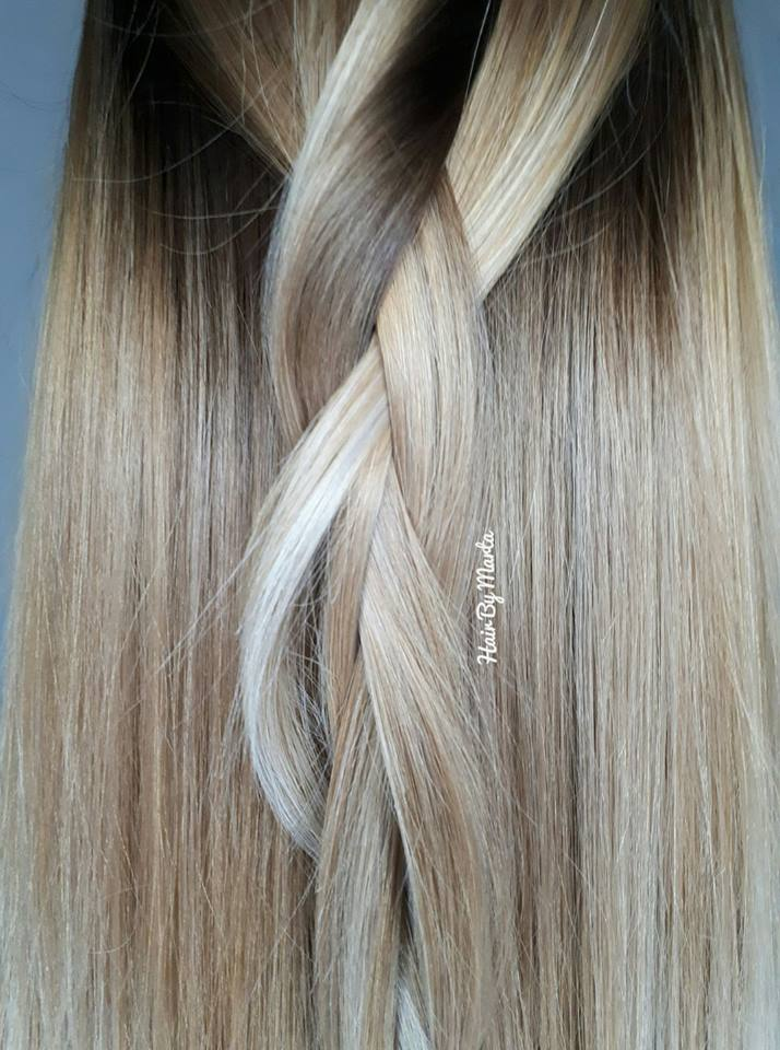 Blonde Hair By Marta