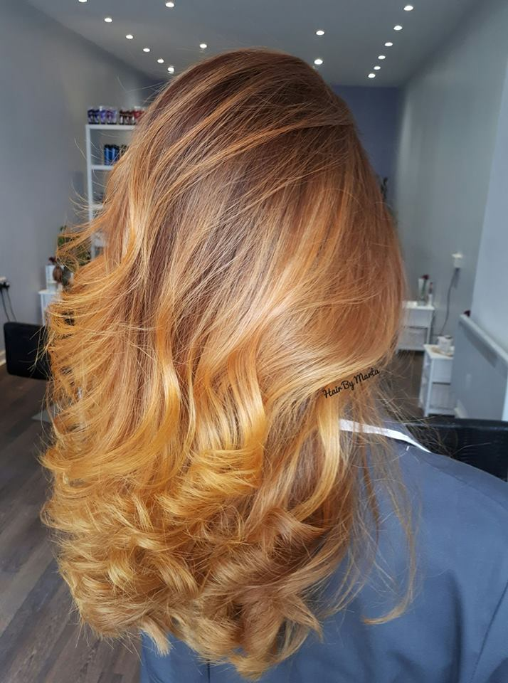 Balayage Hair By Marta