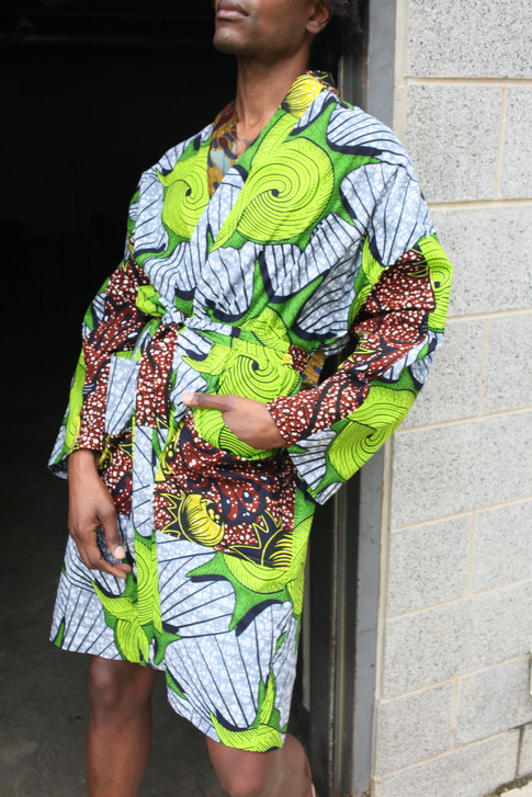 Kinda Kimono Robe