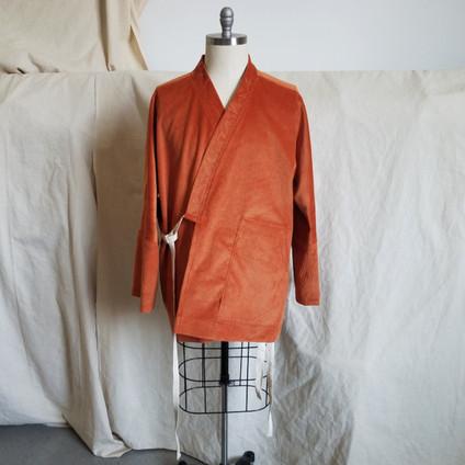 Cropped Kimono Jacket