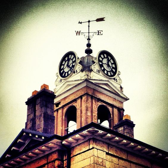 Ulverston town clock