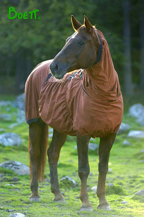 Blanket- size 3+ Icelandic horse heavy shoulder